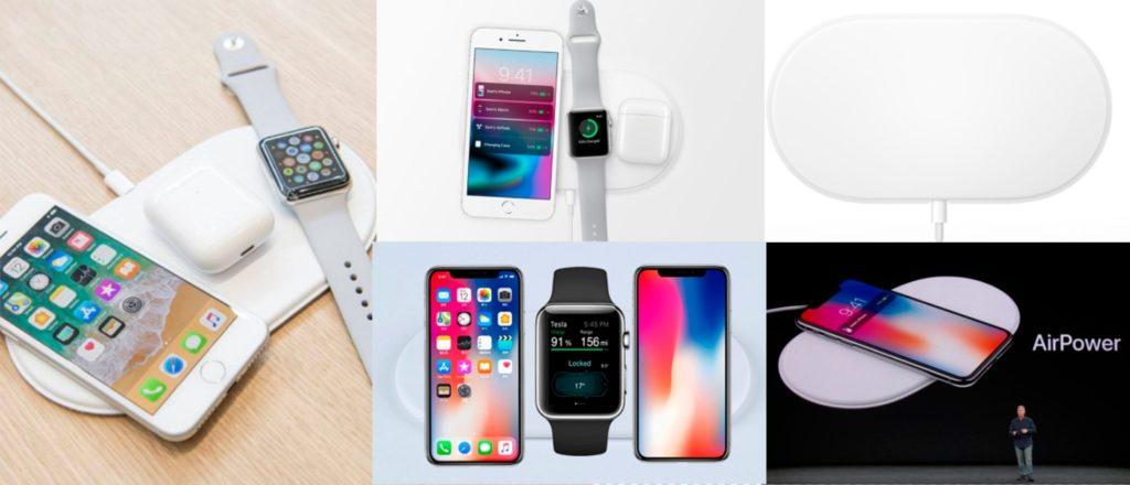 Внешний вид Apple AirPower