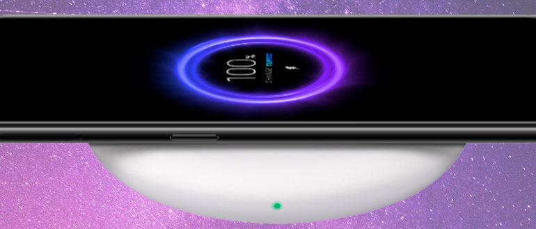 Топ лучших смартфонов с беспроводной зарядкой