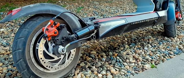 Обзор Kugoo M4 PRO