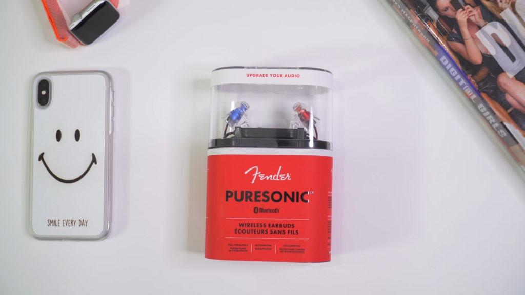 Обзор Puresonic Premium Wireless: качество за адекватные деньги