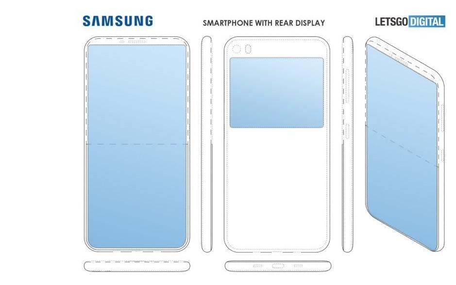 Прототип смартфона Samsung