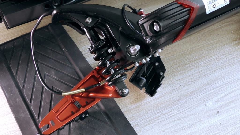 Обзор электросамоката Zaxboard Titan: мощь по цене ВАЗа