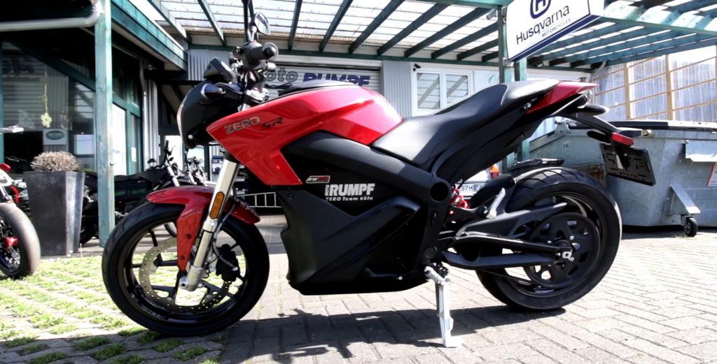 E-Motorräder