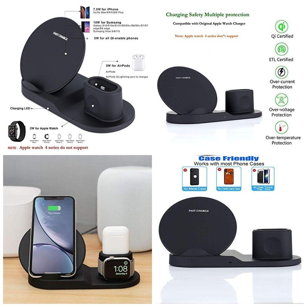 ELE-Jiaruila Wireless Charger Stand