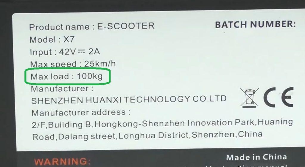 Электросамокат HX X7: теперь не нужны Xiaomi и NineBot