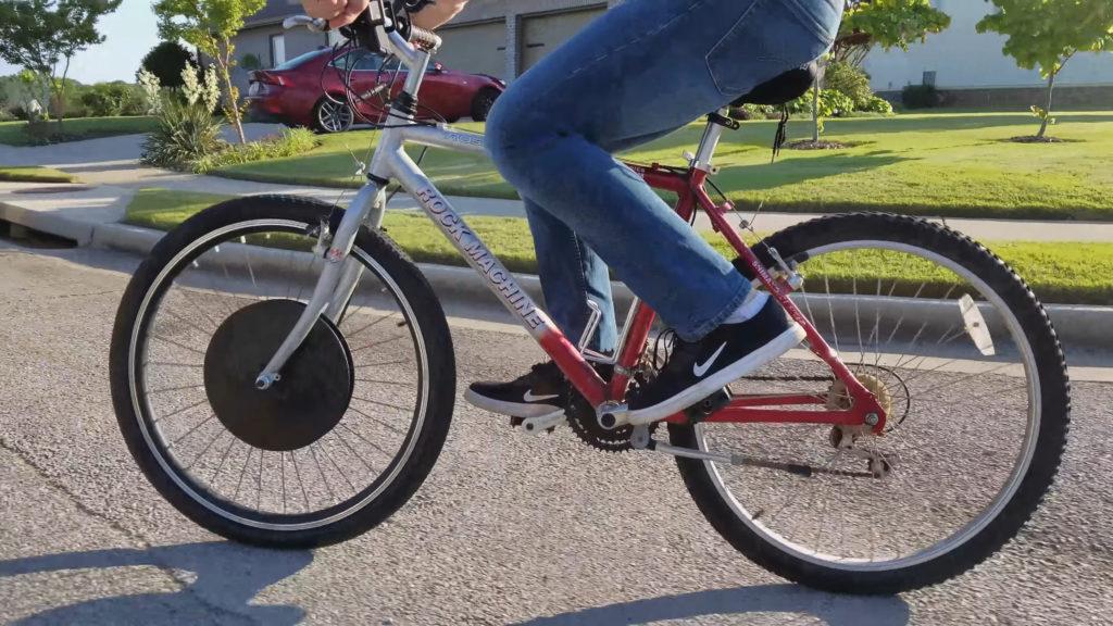 редукторное мотор-колесо