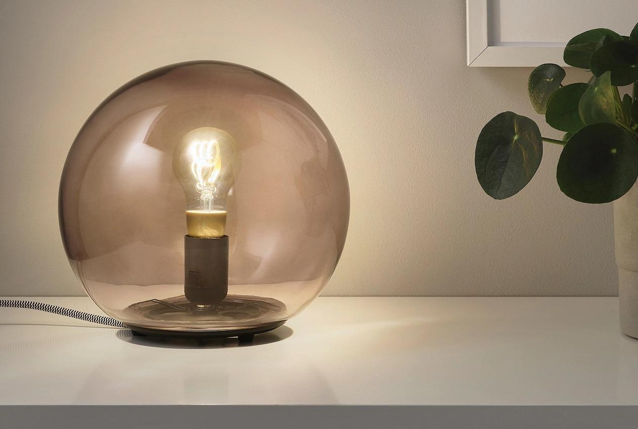 Обзор лампы IKEA Tradfri