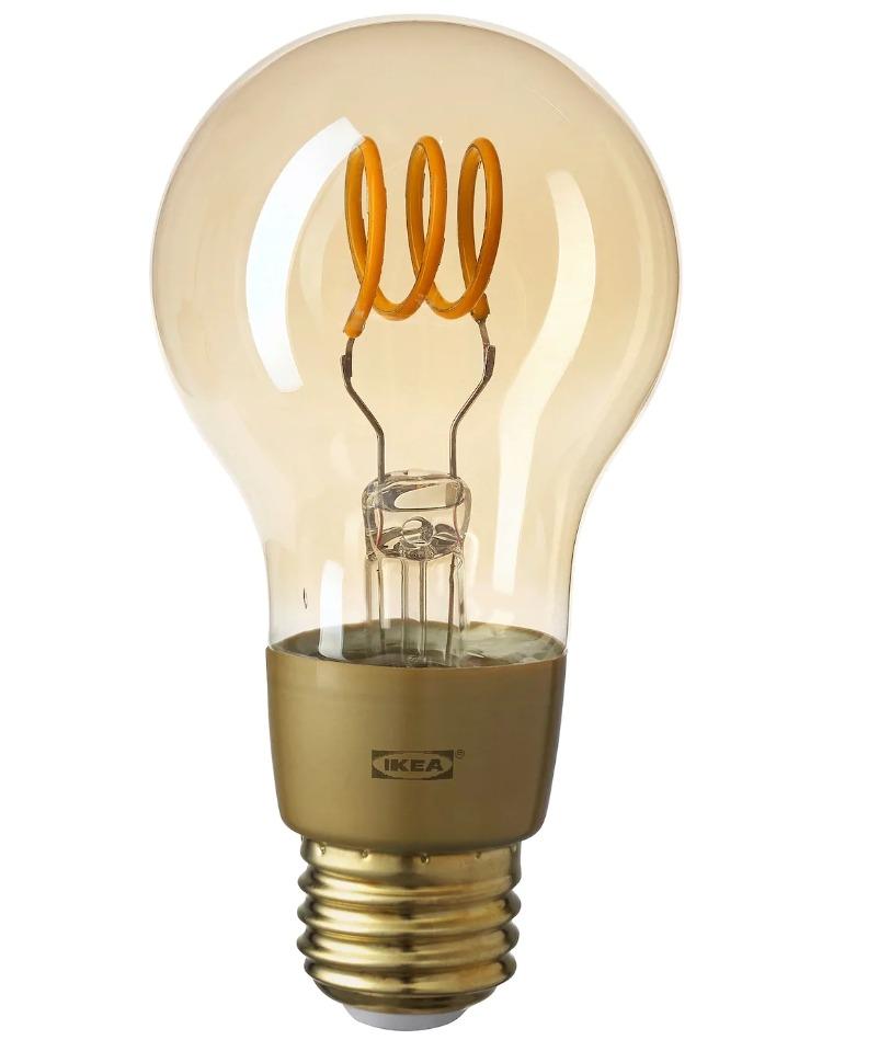 Обзор лампы IKEA Tradfri: «умная» и недорогая
