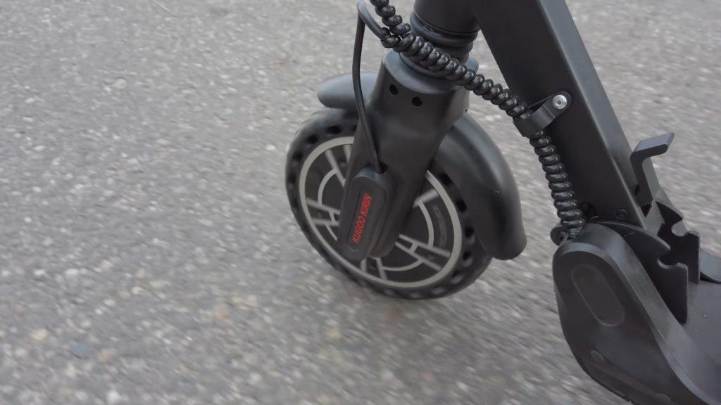 Переднее колесо Kugoo ES2