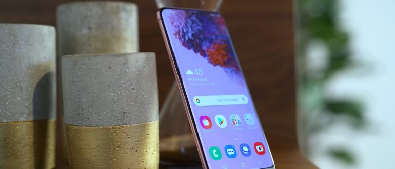 Samsung Galaxy S20+ характеристики
