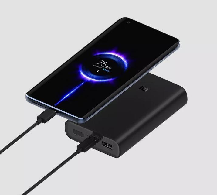 Уже в продаже Xiaomi Power Bank 3 на 10 000 мАч