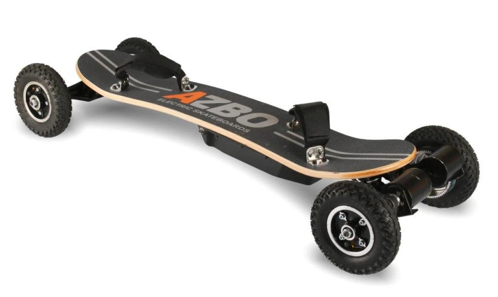 AZBO Skateboards Y8