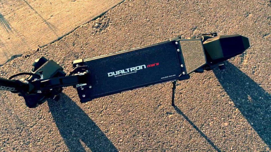 Dualtron Mini-дека