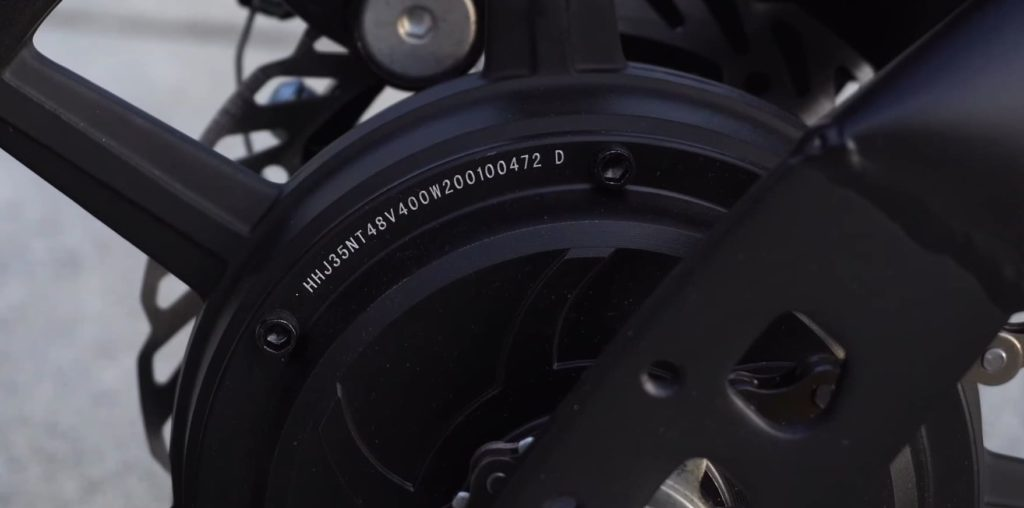 Мотор-колесо Kugoo V1 Jilong