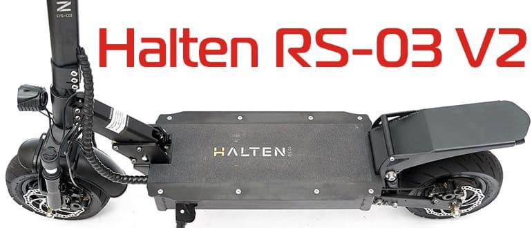 Обзор Halten RS-03 V2