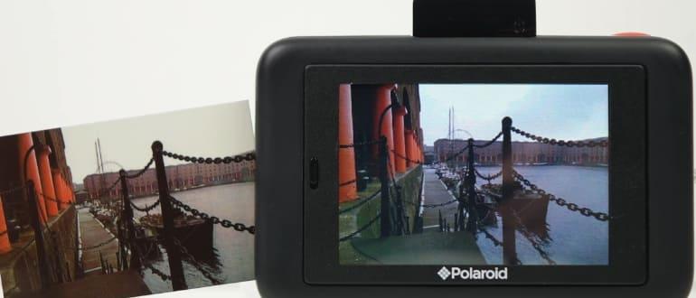 Лучшие фотоаппараты моментальной печати 2020 года