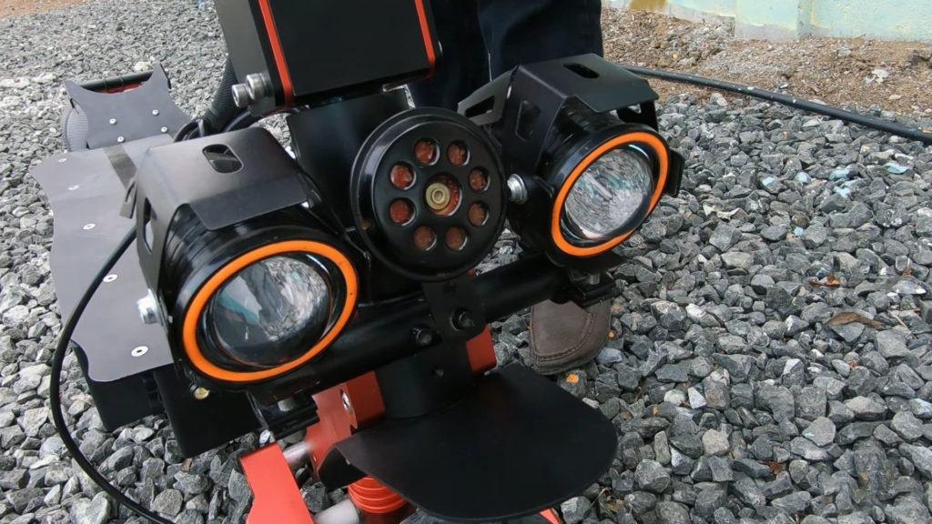 Ultron T128 V2 фары