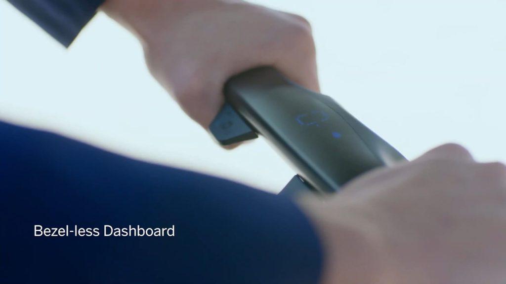 Ninebot Air T15 экран и руль
