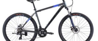 Обзор велосипеда Kinetic Storm 27,5 2020